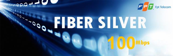 cáp quang fpt gói fiber silver