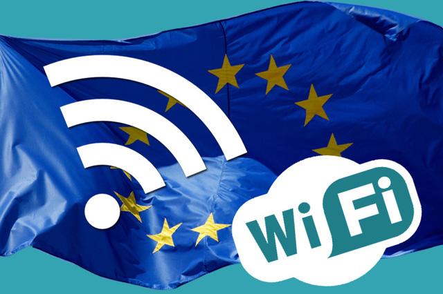 eu phủ sóng wifi và 5g miễn phí