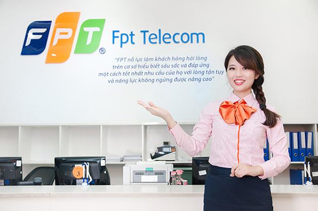 fpt telecom nhà cung cấp internet số 1 việt nam