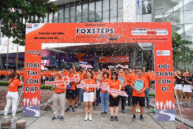 chương trình foxsteps - những bước chân nhà cáo