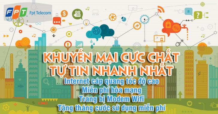 Lắp Mạng Cáp Quang FPT Phường Trương Định