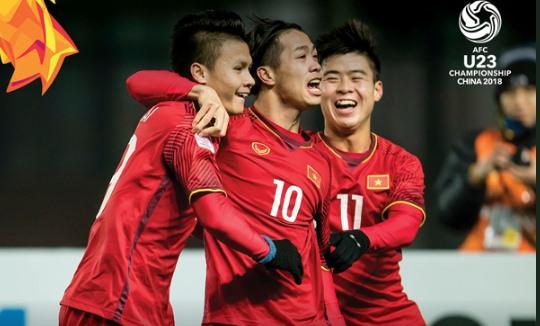 Lắp mạng FPT cùng xem và cổ vũ U23 Việt Nam thi đấu