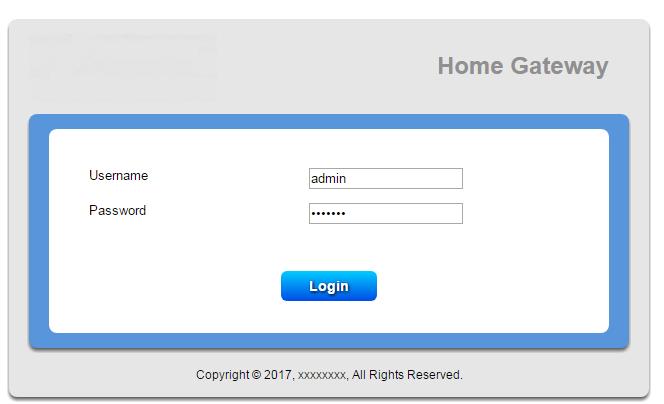 đăng nhập modem fpt