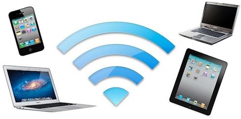 khắc phục lỗi wifi chậm chờn cách 1
