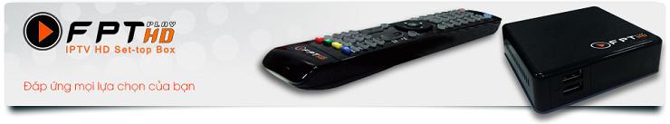 đầu thu FPT Play HD