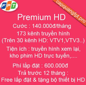 gói truyền hình premium hd