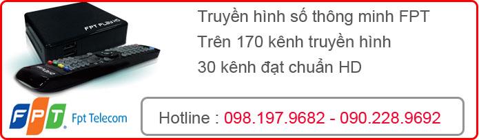 hotline đăng ký lắp đặt truyền hinh fpt