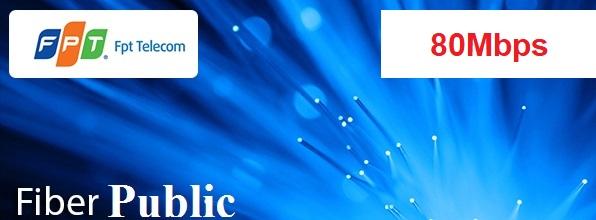 cáp quang fpt gói Fiber Public