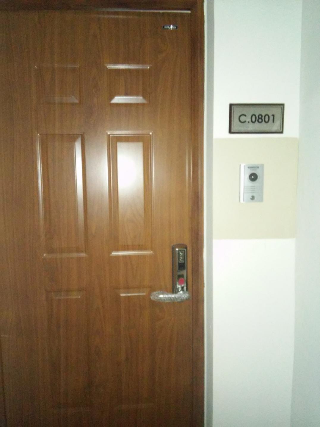 Khóa cửa Adel US3-8908 Chuyên lắp cho chung cư N04 Hoàng Đạo Thúy