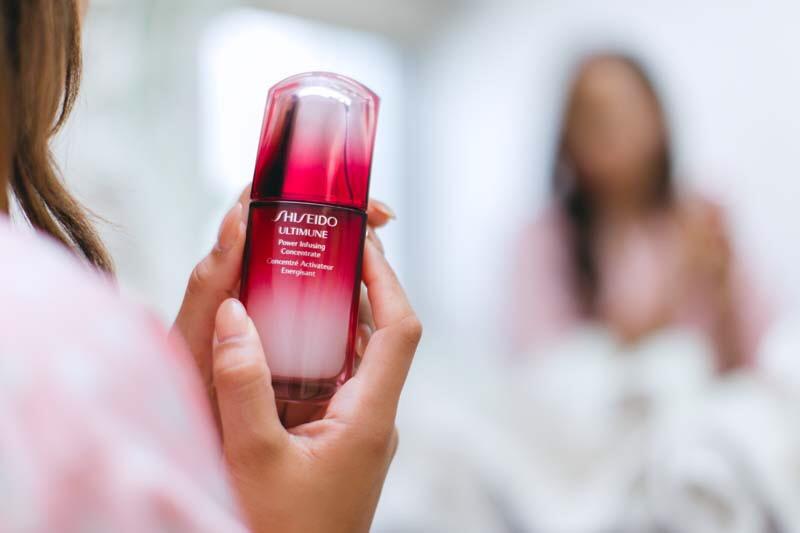Tinh chất truyền năng lượng cho da Shiseido Ultimune Power Infusing Concentrate 50ml