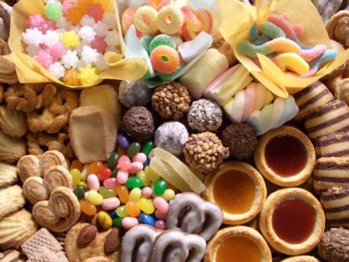 Nhóm hương Thực phẩm hương ngọt