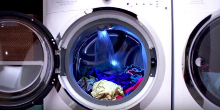 Những chức năng chính trên máy giặt Electrolux
