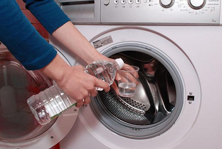 Hướng dẫn tự vệ sinh lồng giặt Eletrolux