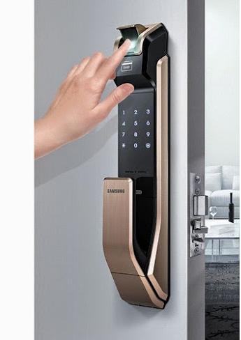 Khóa cửa vân tay Samsung P728
