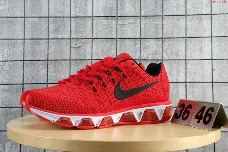 Nike Air Max Tailwind 8 màu đỏ