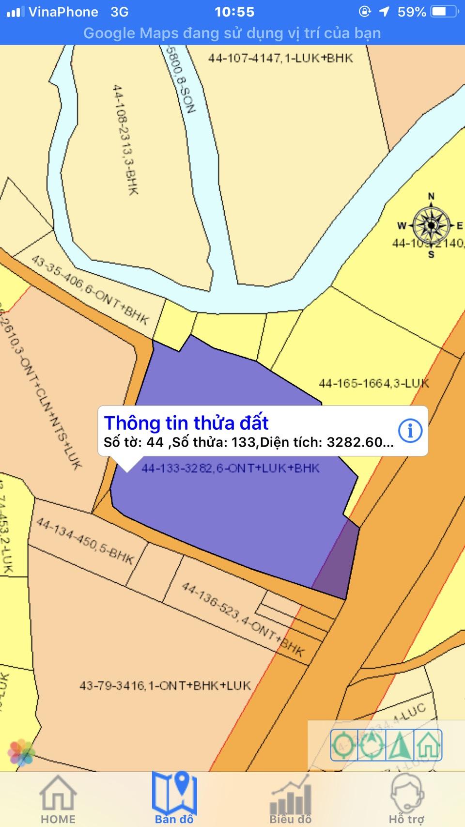 Bán Đất Sông Thao Trảng Bom 8.500m Giá 10 tỷ