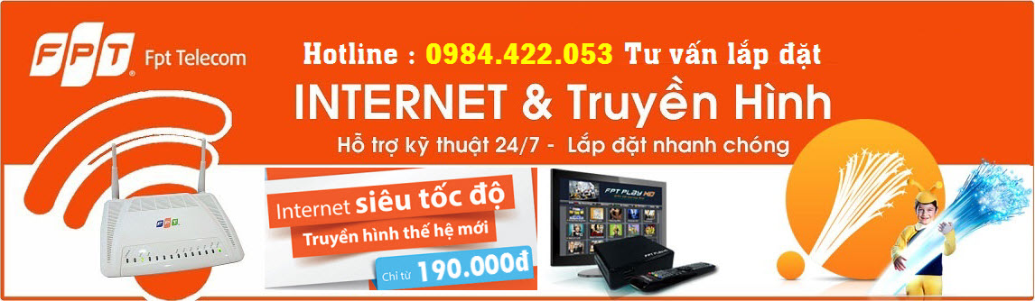 Khuyến mãi Truyền hình FPT Biên Hòa