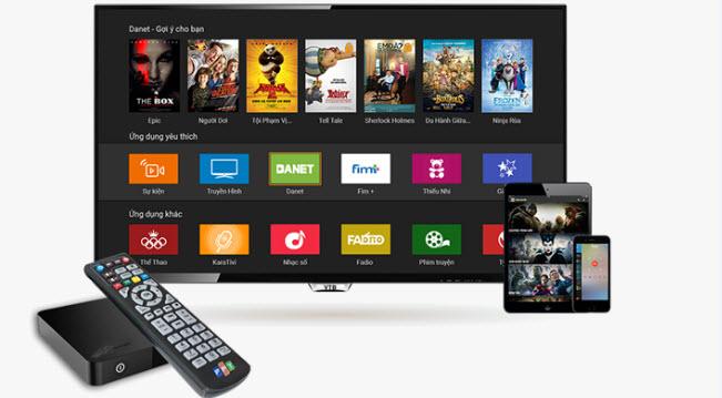 Dịch vụ truyền hình cáp HD fpt Tại Đồng Nai