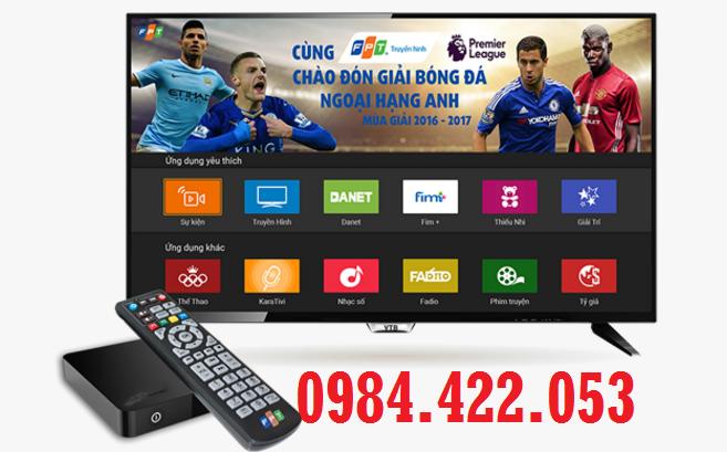 Lắp đặt truyền hình internet FPT Tại Đồng Nai