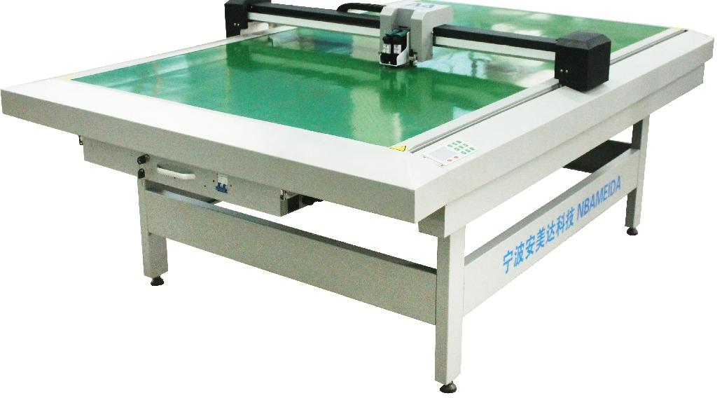 Máy cắt rập giấy cứng giá rẻ Ameida D1