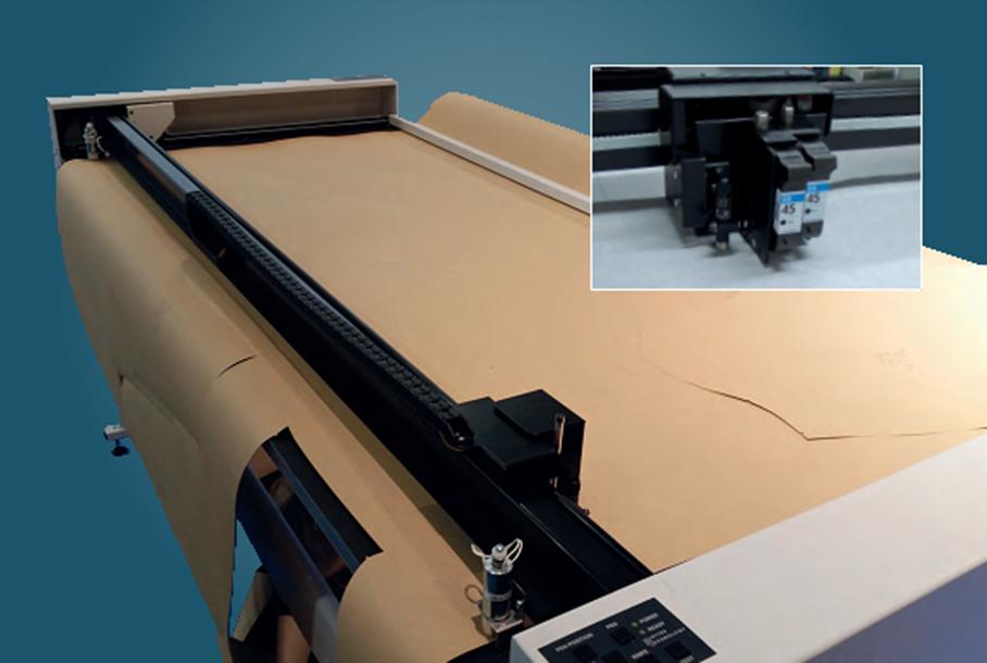 Máy cắt rập giấy cứng Duet Cut chất lượng cao Anh Quốc