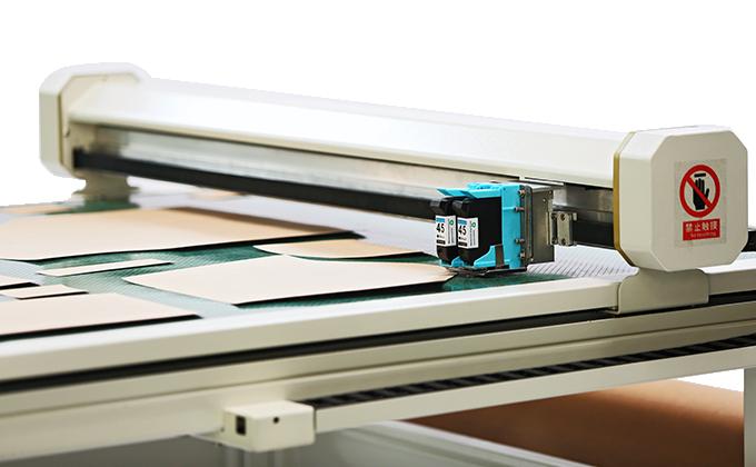 Máy cắt rập cứng IN PHUN InkJet Cutting HAN BOUND 1512