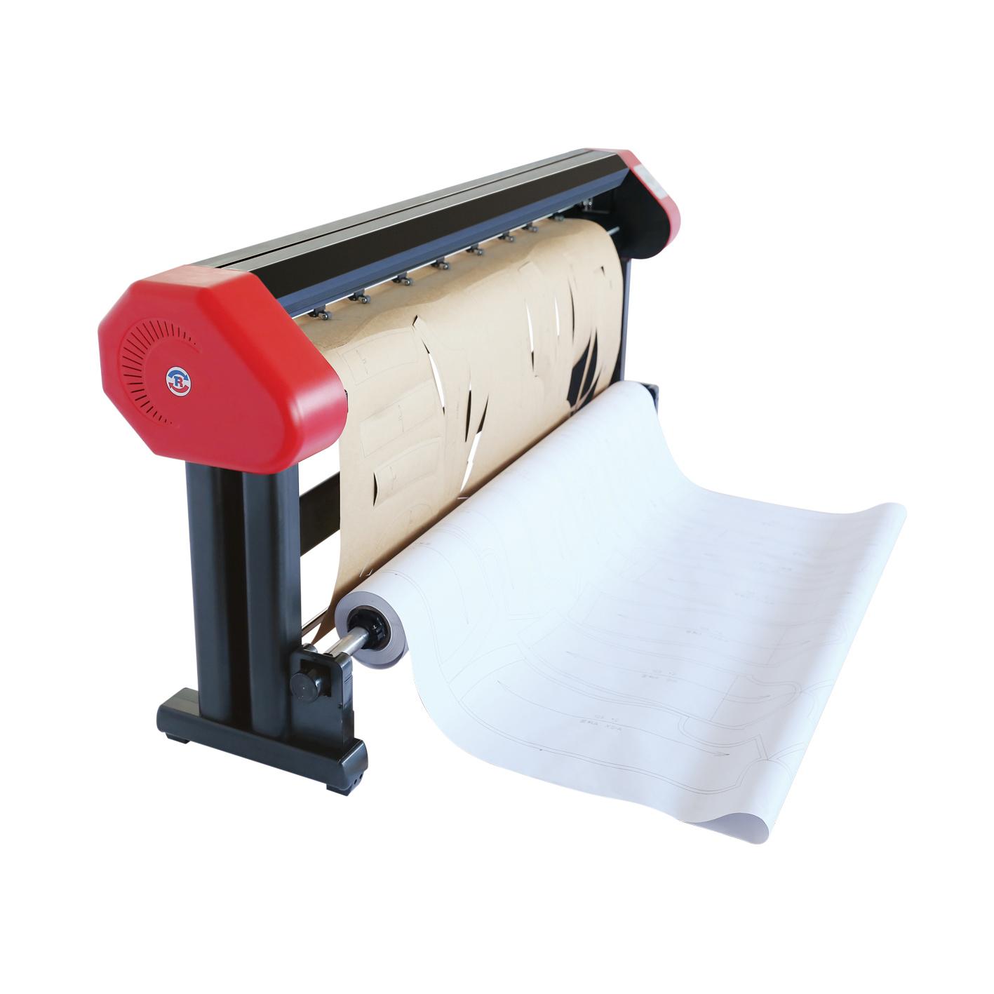 Máy cắt rập giấy cứng giá rẻ JSX 1800