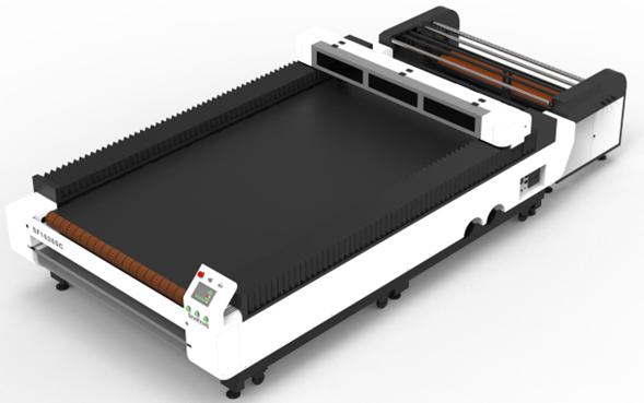 Máy cắt vải dùng tia laser cho ngành may mặc