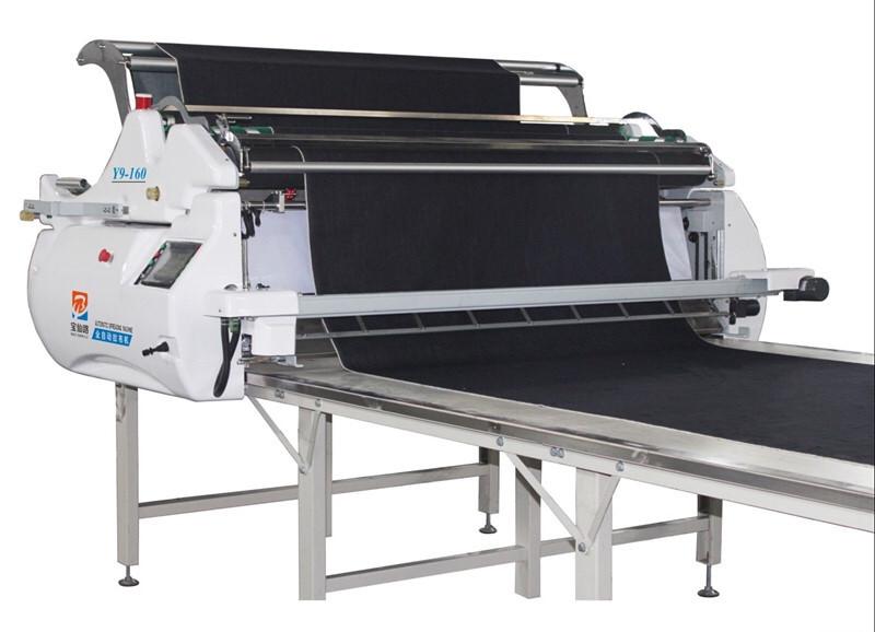 Máy trải vải tự động giá rẻ Trung Quốc