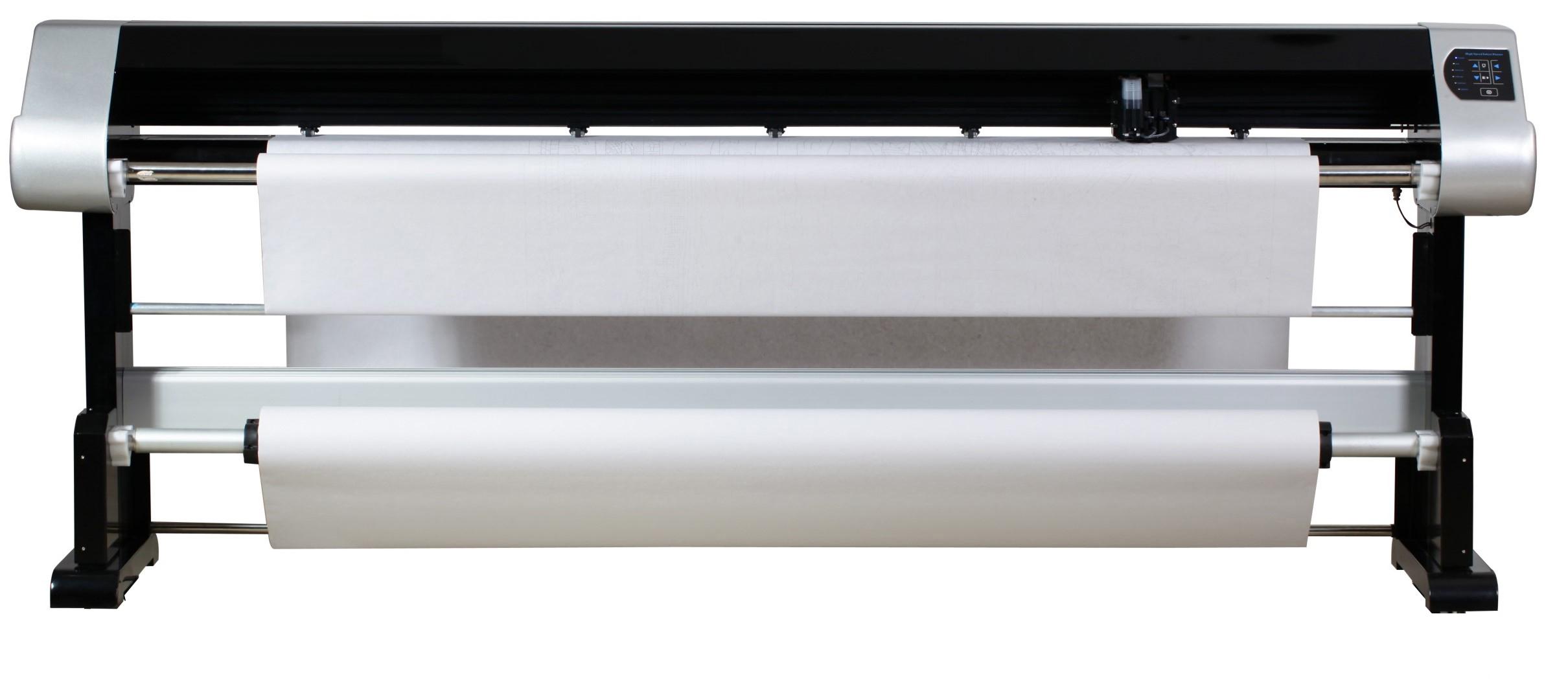 Máy in sơ đồ cũ đã qua sử dụng thanh lý mực đổ liên tục HP11 2 đầu phun CISS