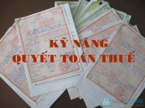 Quyết toán thuế cần chuẩn bị những sổ sách gì ?
