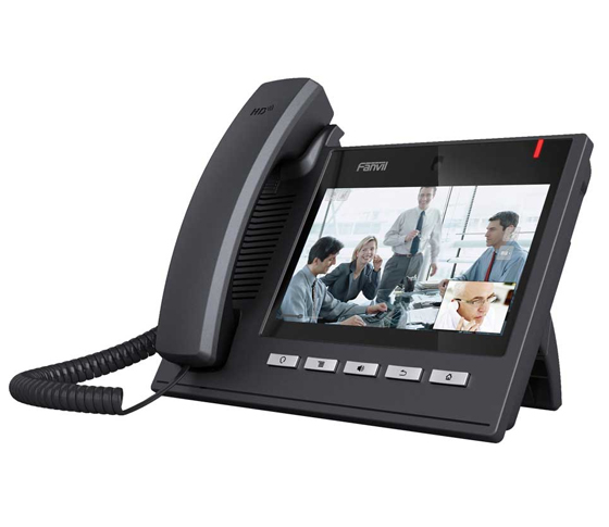 Điện thoại VOIP Fanvil C600