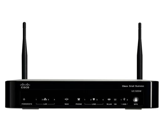 Tổng đài IP Cisco UC320W