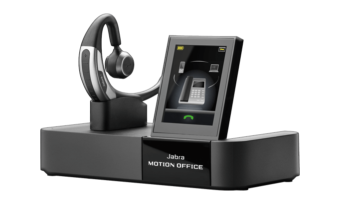 Tai nghe Bluethooth Jabra Motion Offic