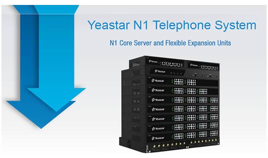 Hệ thống điện thoại Yeastar N1