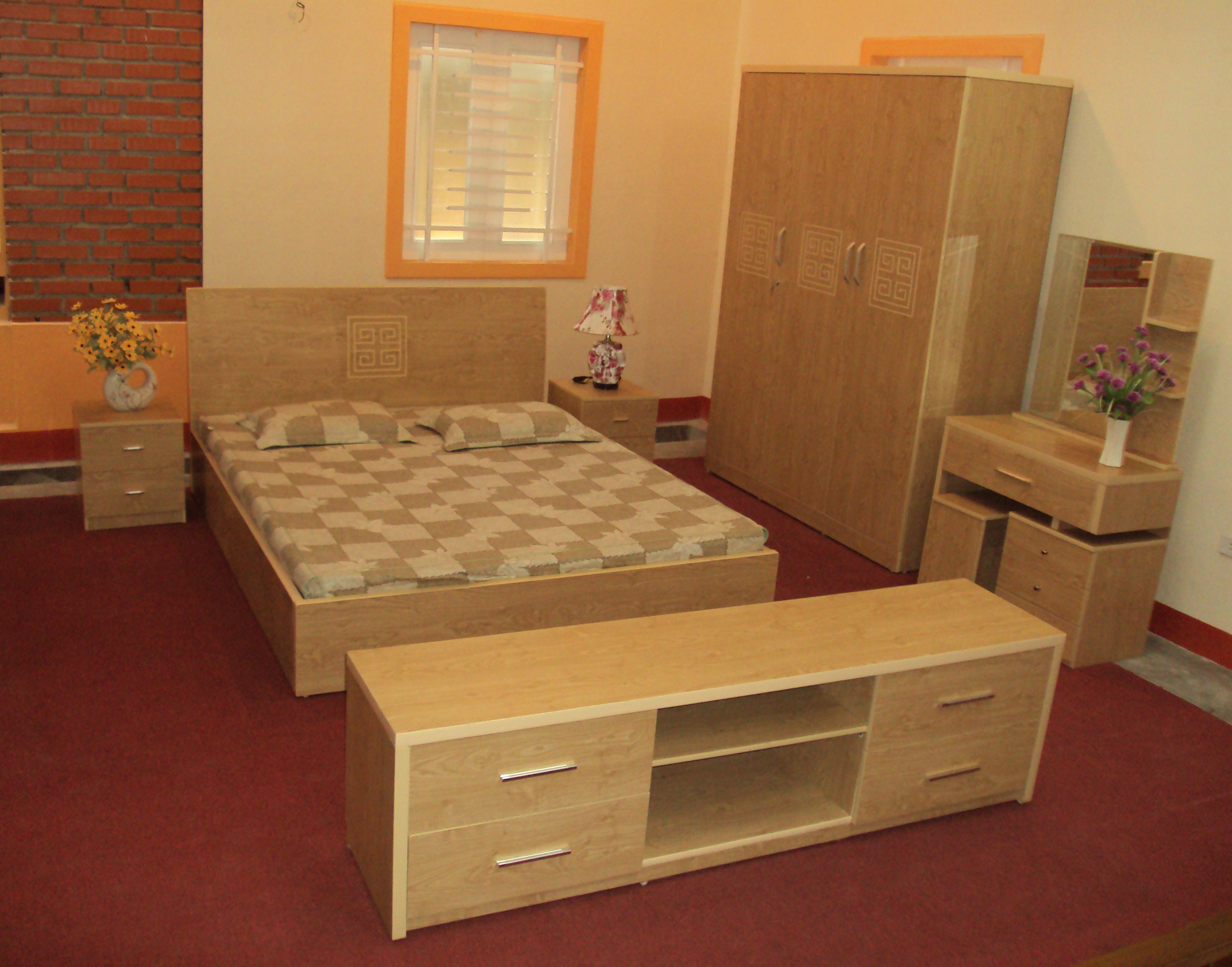 Bộ sản phẩm phòng ngủ EXP15