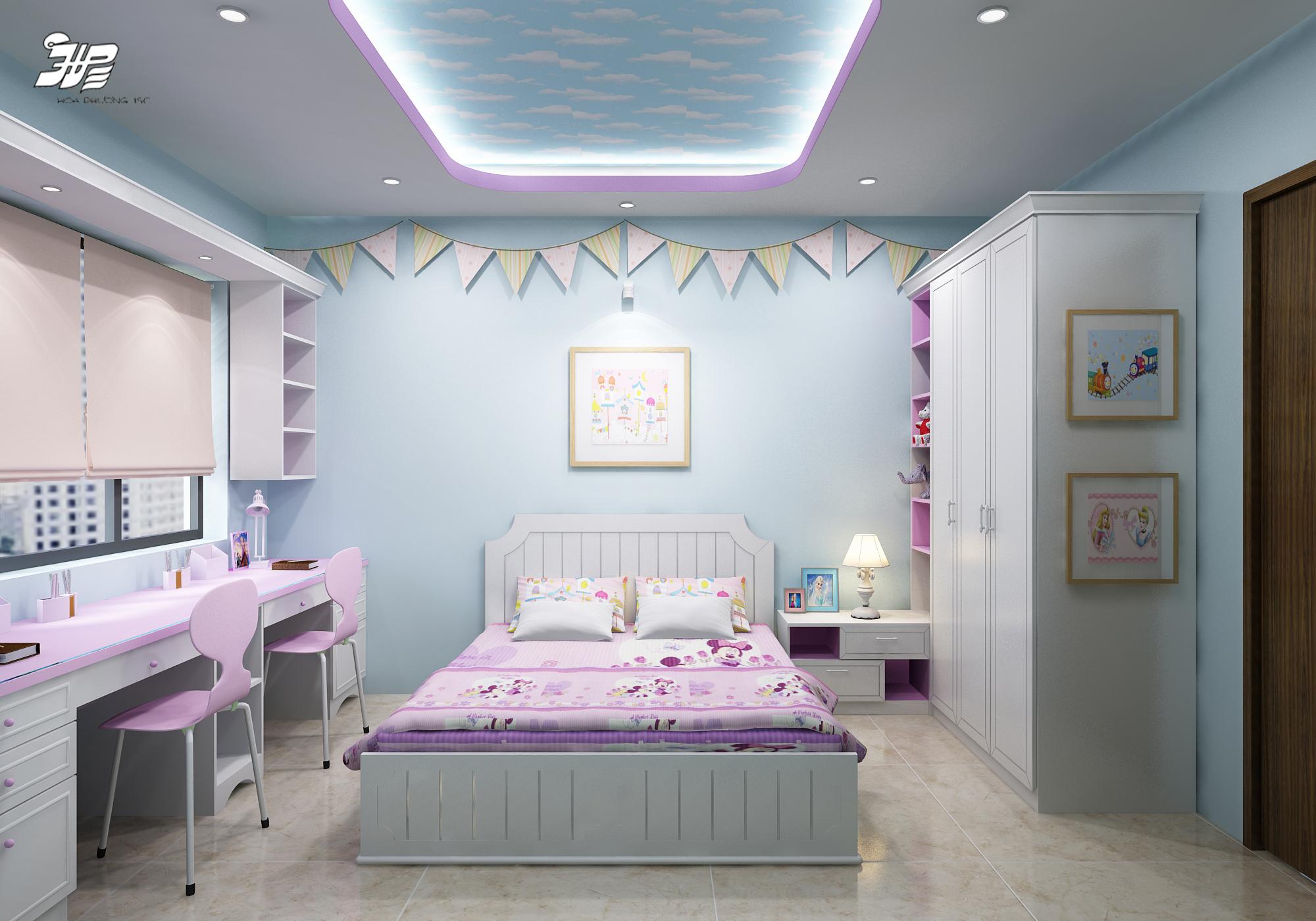 Phòng Ngủ Thiết Kế HPMFC 0005