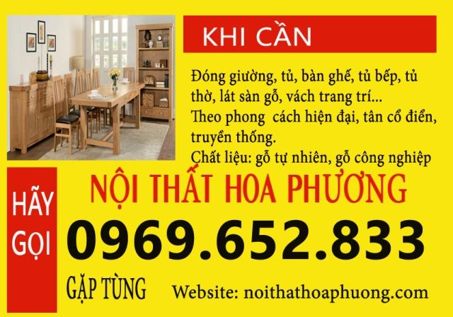 Đồ Gỗ Hoa Phương Nam Định
