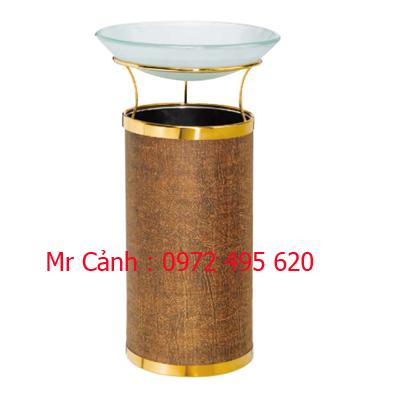 thùng rác inox A73-A