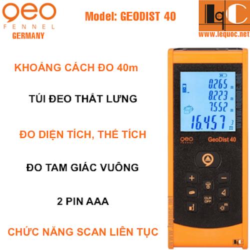 Thước đo Geodist40