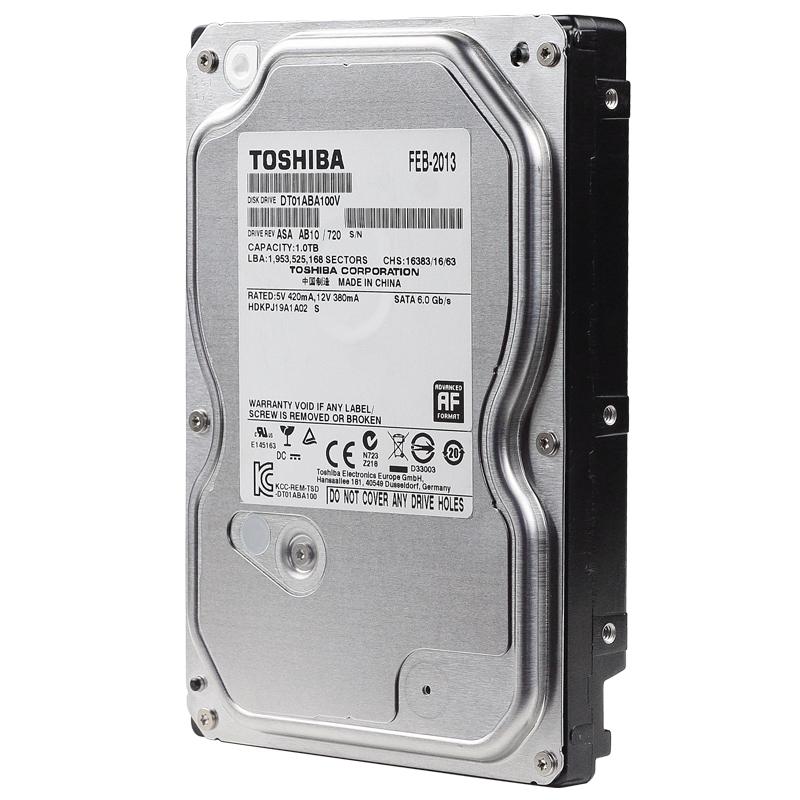 Ổ cứng Toshiba 1000Gb