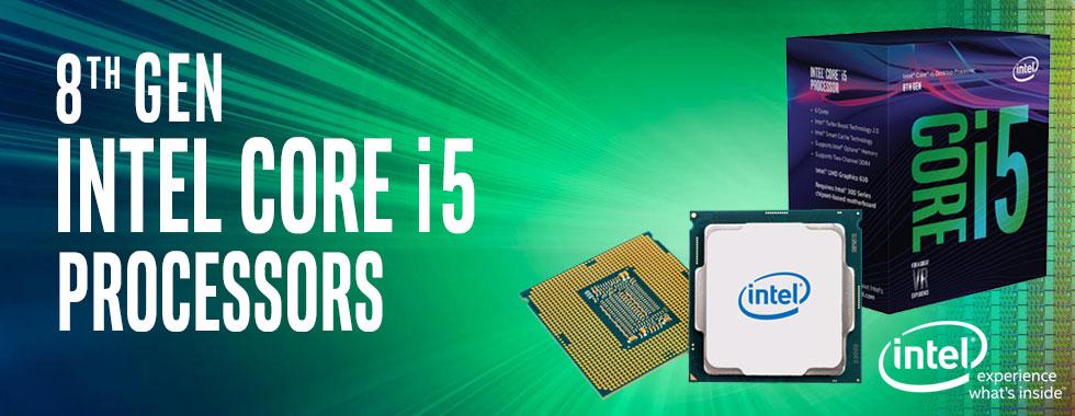 Intel® Core™ i5-8500 Processor
