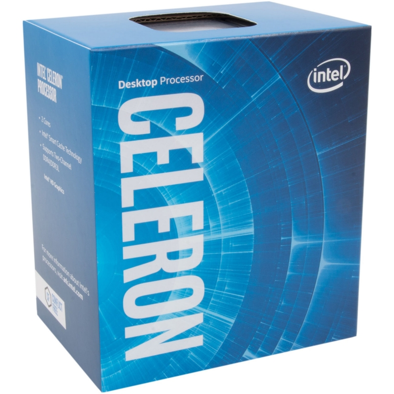 Intel® Celeron® Processor G4900