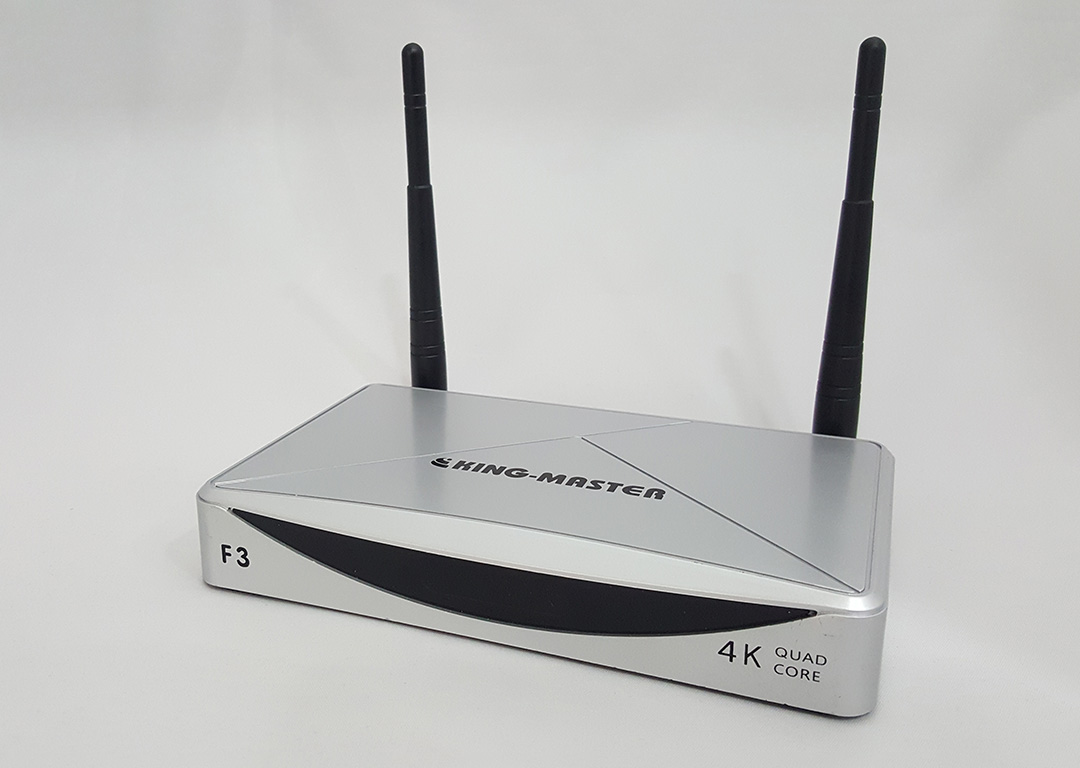TV BOX KING-MASTER KM F3 / 2G