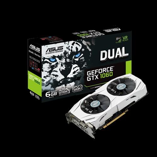 ASUS Dual GeForce® GTX 1060