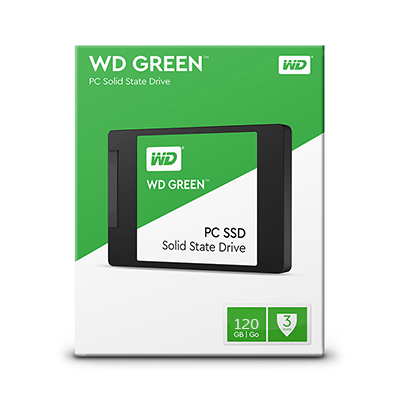 Ổ cứng SSD Western Digital Green 120GB