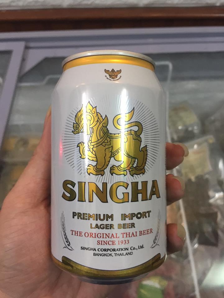 Bia Singha( Nhập Khẩu Thái Lan)