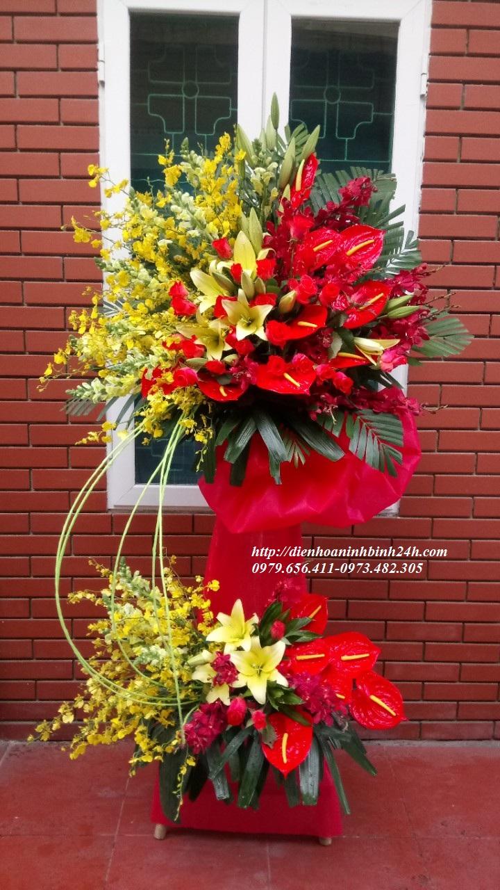 Shop hoa tươi và quà tặng Ninh Bình chuyên nghiệp về dịch vụ tặng hoa tươi