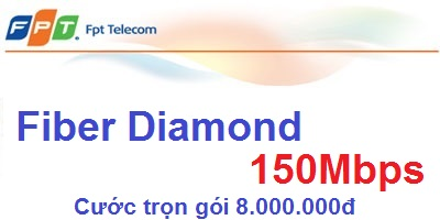 goi cuoc fiber diamond