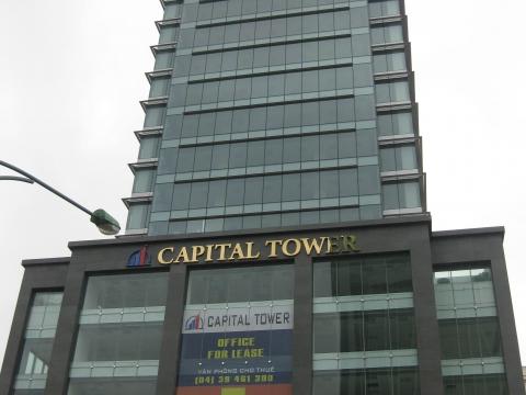 toa nha capital tower